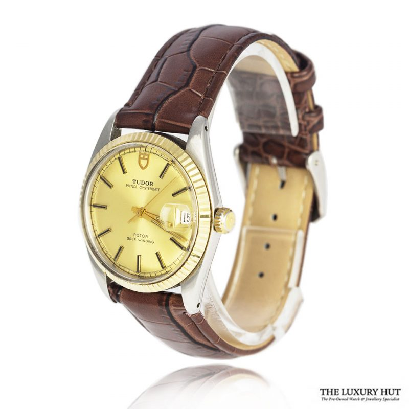 Tudor Prince Oyster Date Ref 7989 Watch - Order Online Today