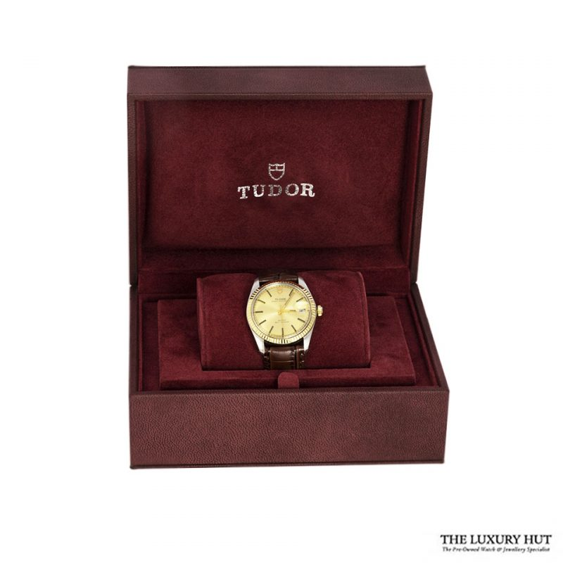 Tudor Prince Oyster Date Ref 7989 Watch - Order