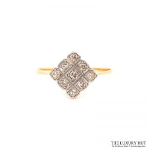 18ct Gold Certified 0.33ct Diamond Engagement Ring Ref 24509 Order Online Today For Next Day Delivery