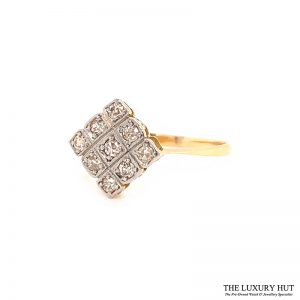 18ct Gold Certified 0.33ct Diamond Engagement Ring Ref 24509 Order Online Today