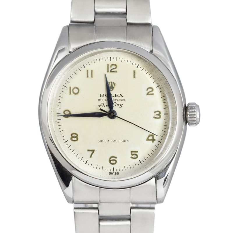 Rolex Air King Super Precision Watch Ref 5500 Order Online Today For Next Day Delivery