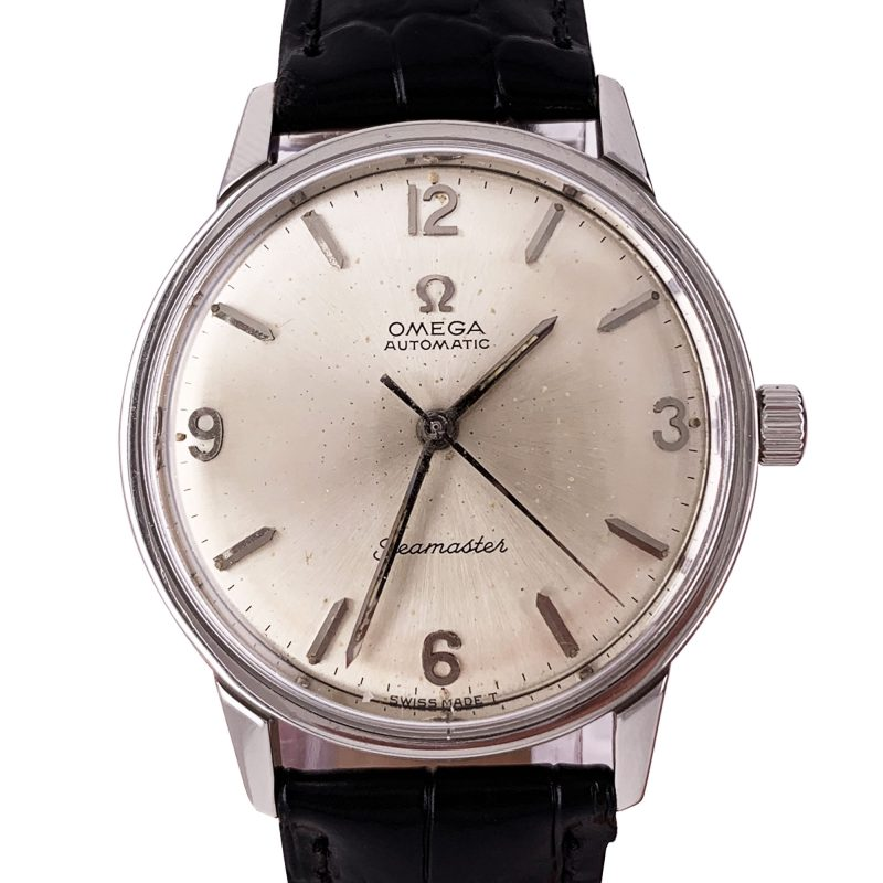 Omega Vintage Seamaster Watch Ref 24769 Order Online Today For Next Day Delivery