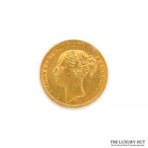 Queen Victoria 1849 Young Head Full Sovereign Ref 24806 Order Online Today