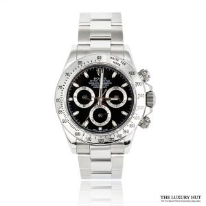 Rolex 2008 Daytona Cosmograph Ref 116520 Watch - Order Online Today For Next Day Delivery