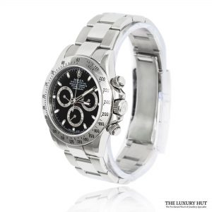 Rolex 2008 Daytona Cosmograph Ref 116520 Watch - Order Online Today For Next Day