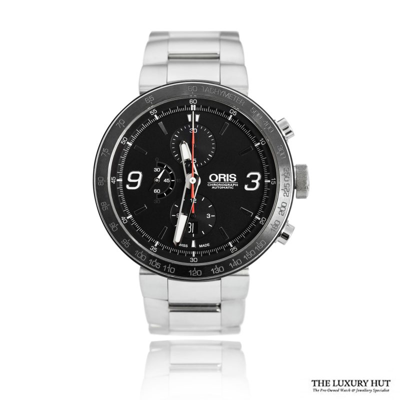 Oris TT1 Automatic Chronograph Ref 7659 - Order Online Today For Next Day Delivery