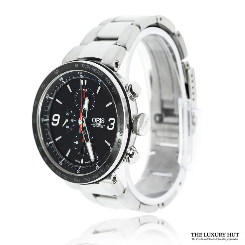 Oris TT1 Automatic Chronograph Ref 7659 - Order Online Today For Next Day