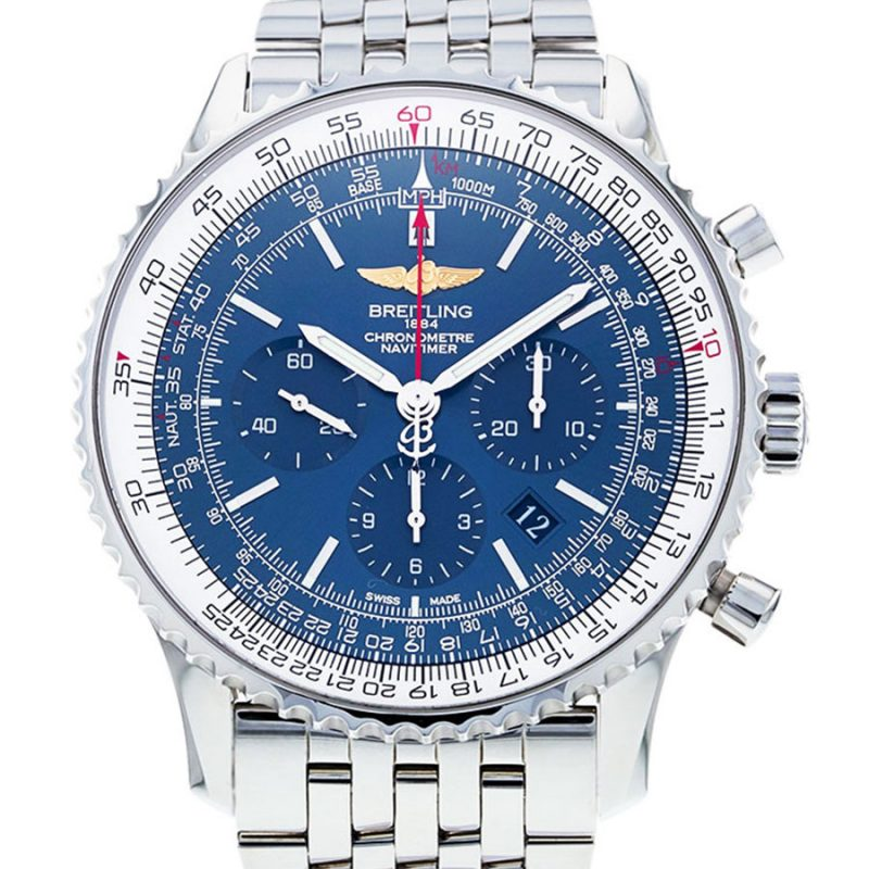 Breitling Navitimer Automatic Chronograph Ref: AB012721 Order Online Today For Next Day Delivery