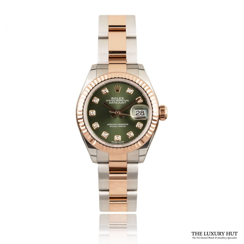 Rolex Lady Datejust Ref: 279171 Diamond Dial