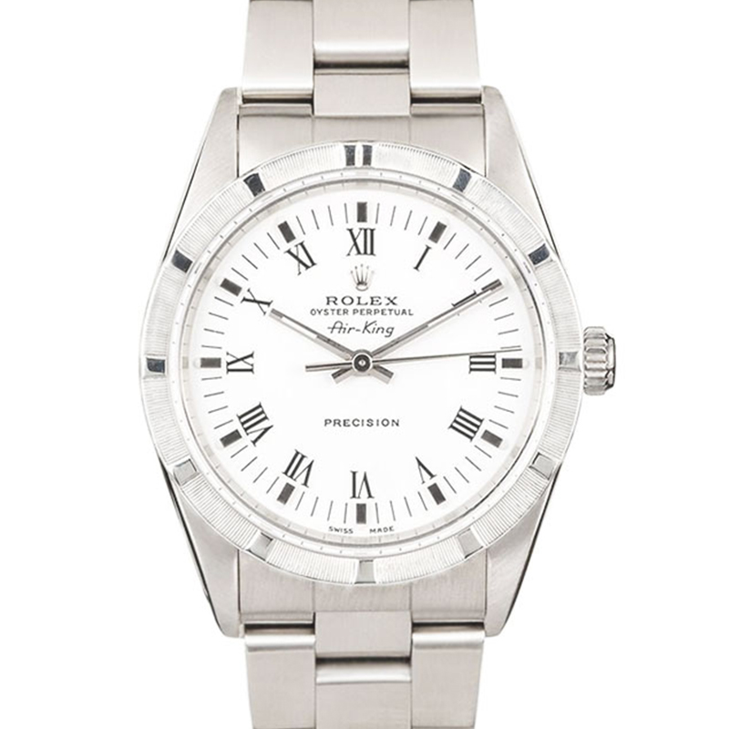 Rolex Air King Precision Full Set Watch Ref 14010M Order Online Today