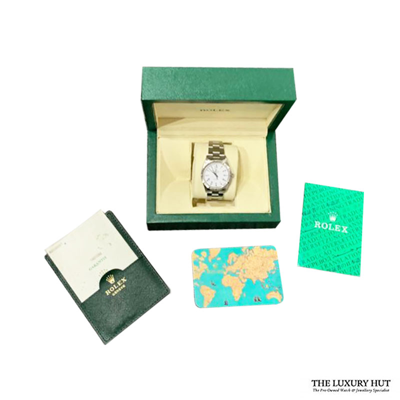 Rolex Air King Precision Full Set Watch Ref 14010M Order Online Today For Next Day Delivery