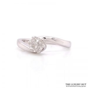 Shop Preowned Diamond Engagement Ring - Order Online Today For Next