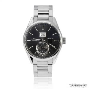 Tag Heuer Carrera Calibre 8 GMT Chronometer Ref WAR5012 Order Online Today For Next Day Delivery