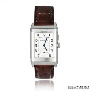 Jaeger Le Coutre Reverso Duo Night & Day Watch - Order Online Today For Next Day Delivery