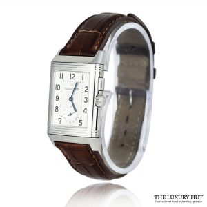 Jaeger Le Coutre Reverso Duo Night & Day Watch - Order Online Today For Next Day