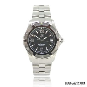 Tag Heuer Professional 200 Quartz WN1110 - 2004 Full Set - Order Online Today For Next Day Delivery