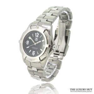 Tag Heuer Professional 200 Quartz WN1110 - 2004 Full Set - Order Online Today For Next Day