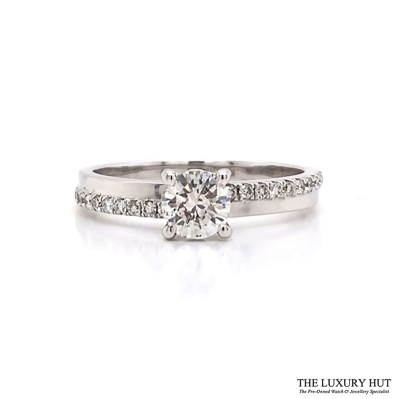 Shop Diamond Solitaire Rings - Order Online Today For Next Day Delivery