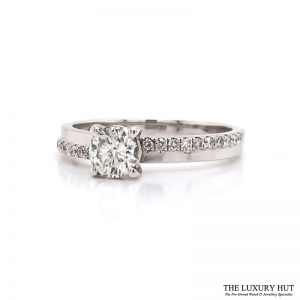 Shop Diamond Solitaire Rings - Order Online Today For Next Day