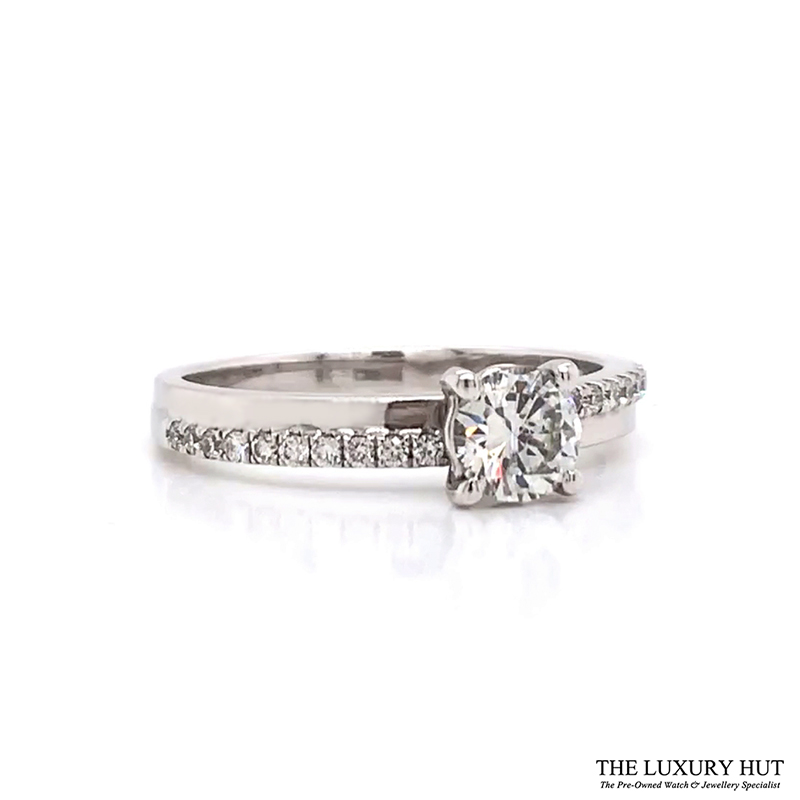 Shop Diamond Solitaire Rings