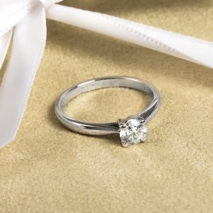 Shop Brand New Certified Diamond Engagement Rings - Order Online Today For Next Day Delivery
