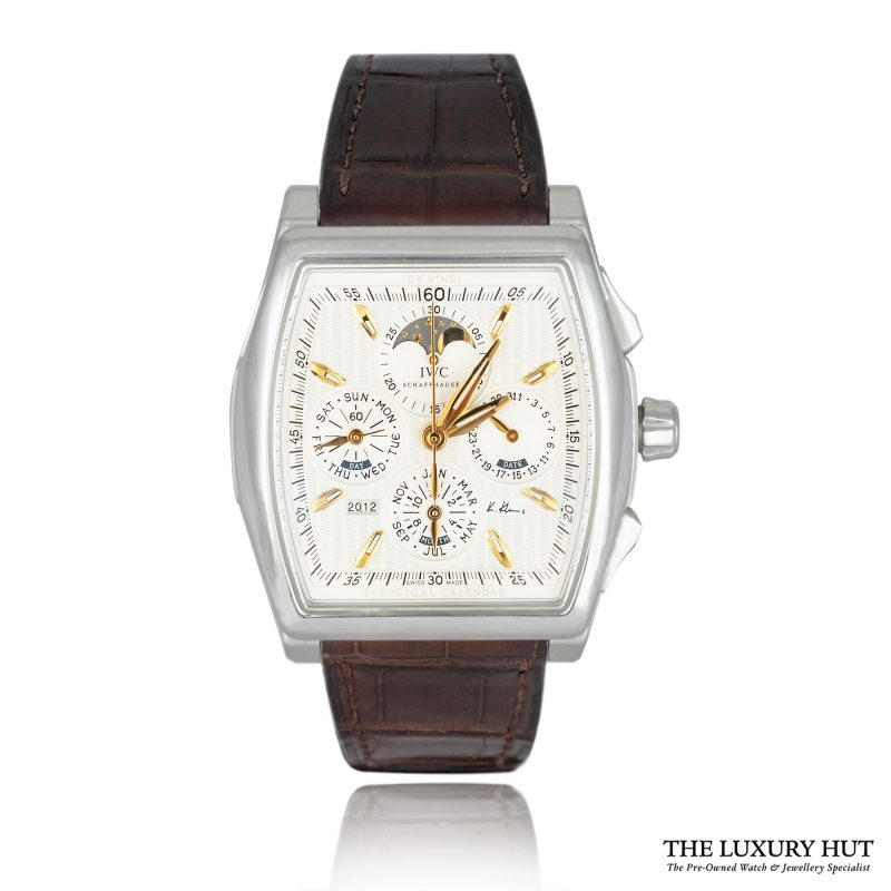IWC Da Vinci Kurt Klaus Perpetual Calendar Watch Ref: IW376204 - Order Online Today For Next Day Delivery