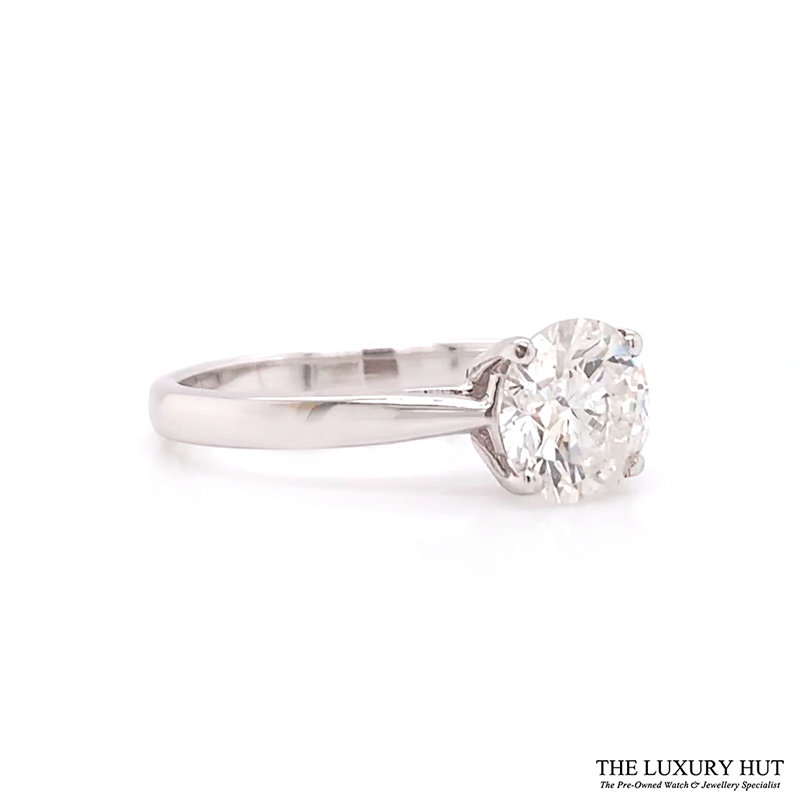 Shop Solitaire Diamond Engagement Rings - Order Online Today Delivery