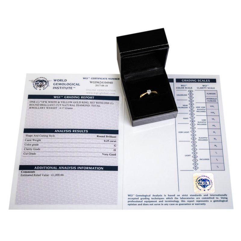Shop Certified Pre-Owned Diamond Engagement Rings - Order Online Today