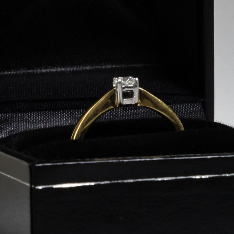 Shop Certified Pre-Owned Diamond Engagement Rings - Order Online