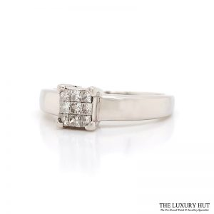 Shop Platinum Pre-Owned Diamond Rings - Order Online Today For Next Day