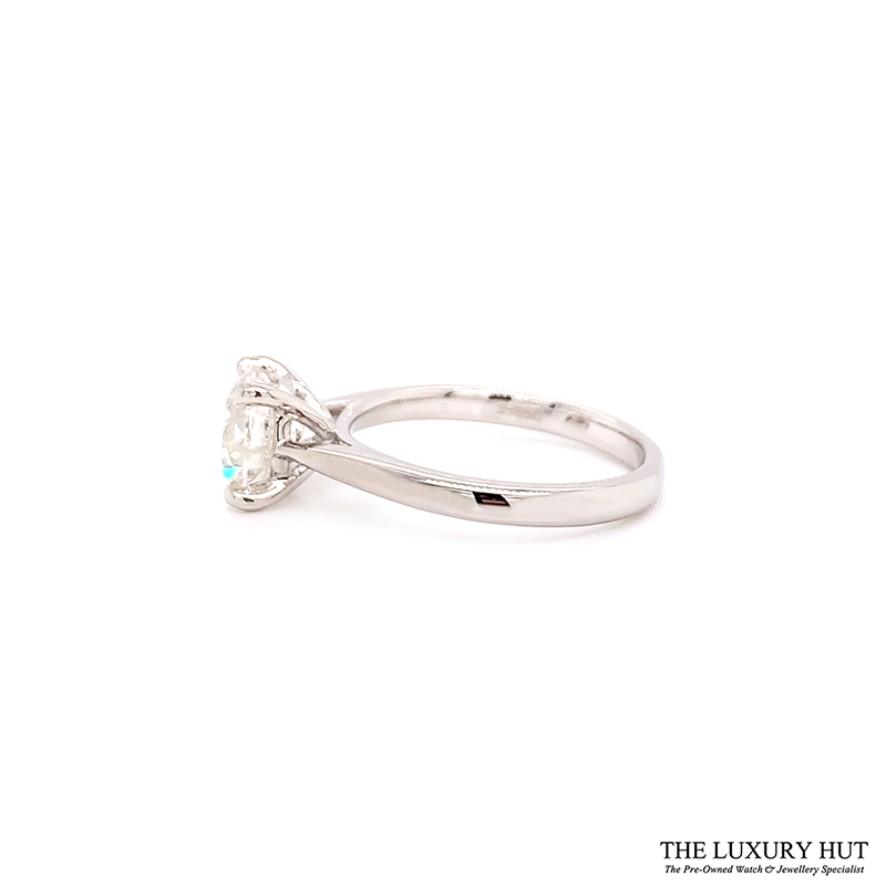Platinum 1.80ct Brilliant Cut Diamond Solitaire Engagement Ring Order Online Today For Next Day Delivery - Sell