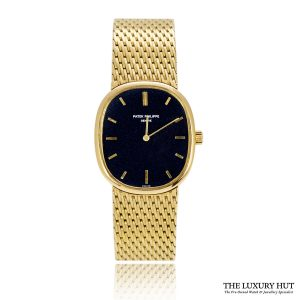 Patek Philippe Ellipse 18ct Yellow Gold Ref 3748/1 Order Online Today For Next Day Delivery