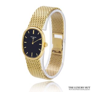 Patek Philippe Ellipse 18ct Yellow Gold Ref 3748/1 Order Online Today For Next Day