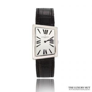 Vacheron Constantin 18ct White Gold Ref 37010 Order Online Today For Next Day Delivery