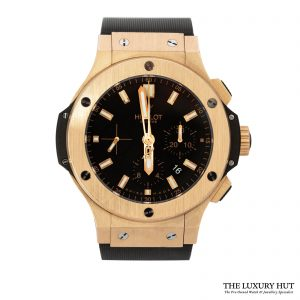 Hublot Big Bang 44mm Rose Gold Chronograph 2018 Full Set - Order Online Today For Next Day Delivery