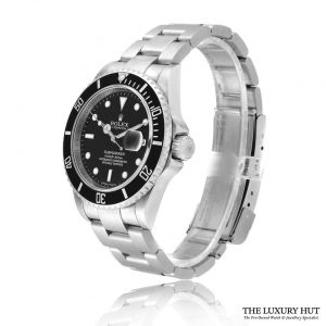 Rolex Submariner 16610 Steel 40mm Black Dial - 2015 - Order Online Today For Next Day