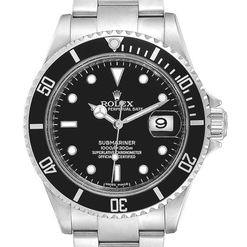 Rolex Submariner 16610 Steel 40mm Black Dial - 2015 - Order Online