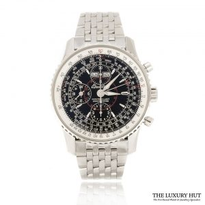 Breitling Navitimer A21330 Montbrillant Datora Steel 2010 - Order Online Today For Next Day Delivery