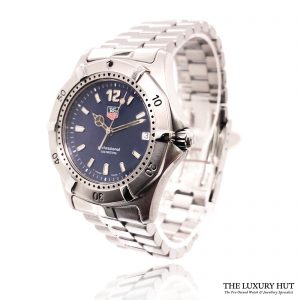 Tag Heuer 2000 Professional Series Blue Dial Ref: Wk1113 – 1990s - Order Online Today