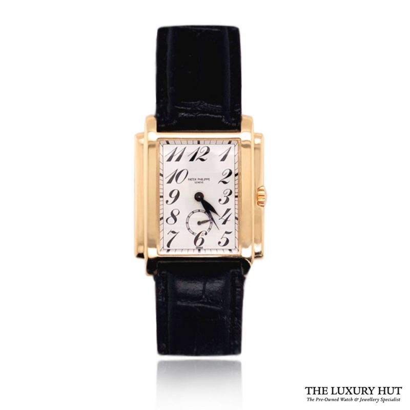 Patek Philippe Gold Gondolo Arabic Manual Ref: 5024-J - Order Online Today For Next Day Delivery