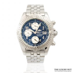 Breitling Chronomat Evolution Watch Ref: A13356