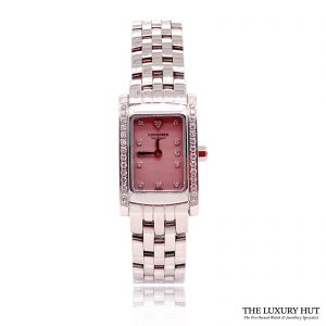 Longines Dolce Vita Diamond Set Watch Ref L5.1580 Order Online Today For Next Day Delivery