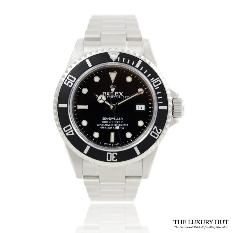 Rolex Sea Dweller – 2008 Full Set Ref 16600 Order Online Today For Next Day Delivery