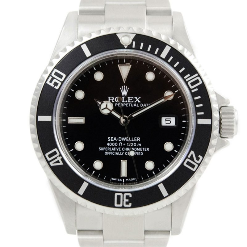 Rolex Sea Dweller – 2008 Full Set Ref 16600 Order Online Today