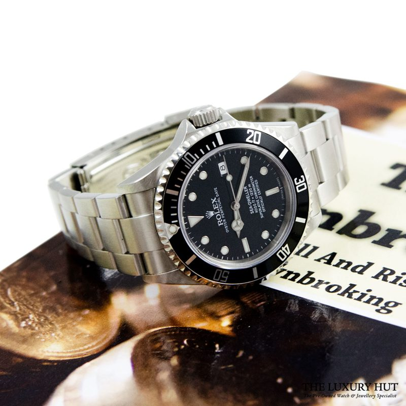 Rolex Sea Dweller – 2008 Full Set Ref 16600 Order Online