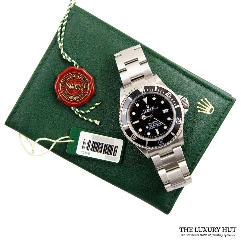 Rolex Sea Dweller – 2008 Full Set Ref 16600