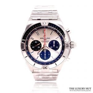 Breitling Chronomat Automatic Chronograph Ref: AB0134101G1A1 Order Online Today For Next Day Delivery