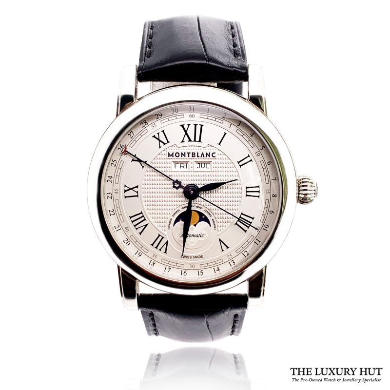Montblanc Star Quantieme Complet Automatic Watch Ref 108736 - Order Online Today For Next Day Delivery