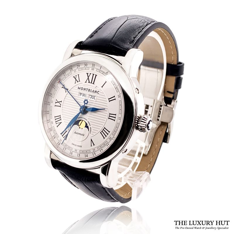 Montblanc Star Quantieme Complet Automatic Watch Ref 108736 - Order Online Today