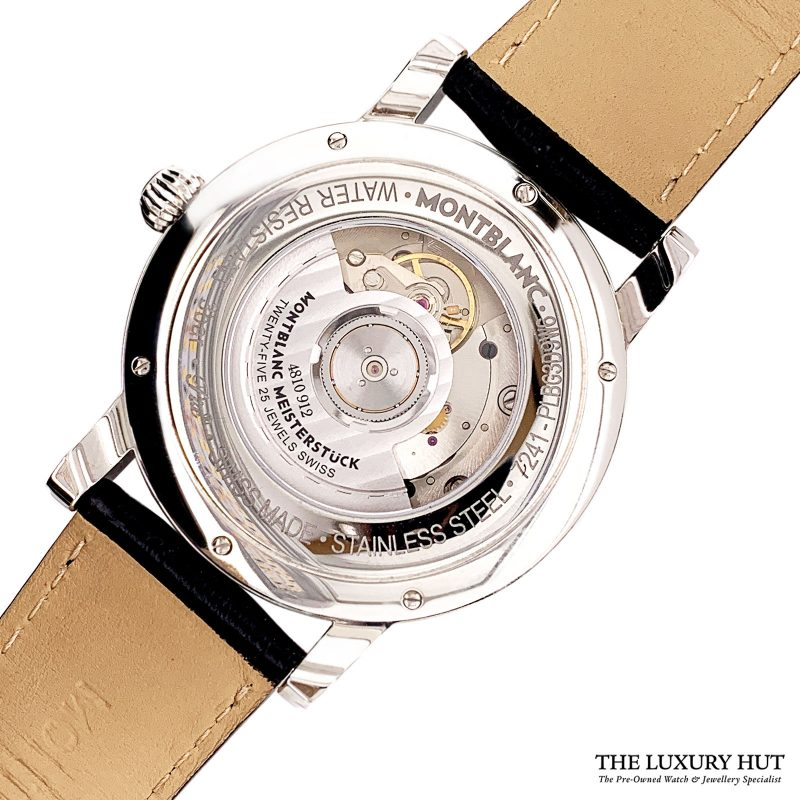 Montblanc Star Quantieme Complet Automatic Watch Ref 108736 - Order Online Today Delivery